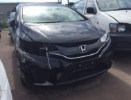 Used Honda Fit HatchBack DBA-GK3 (2014)