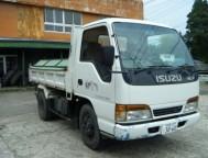 Used Isuzu ELF DUMP Dump NKR66EN (1994)