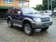 Used Toyota Land Cruiser Prado SUV KZJ95W (1996)