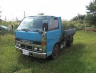 Used Isuzu ELF DUMP Dump NKR58ED (1987)