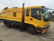 Used Isuzu FORWARD Road Cleaning Truck FRD33H2 (1996)