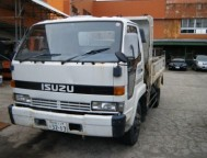 Used Isuzu JUSTON Dump Dump NRR32C (1994)