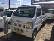 Used Suzuki Carry Truck Mini Truck DA63T (2007)