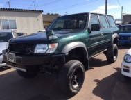 Used Nissan Safari SUV KD-WRGY61 (1997)