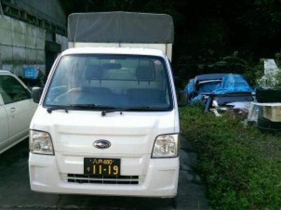Used Subaru Samber truck TRUCK TT2 (2010)