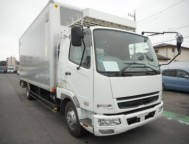 Used Mitsubishi Fuso Fighter Trucks FK61R (2007)