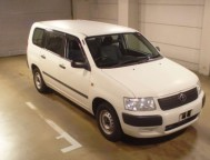 Used Toyota Succeed Van NCP55 (2010)