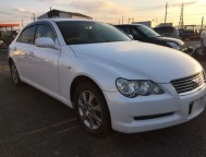 Used Toyota Mark X Sedan DBA-GRX125 (2005)
