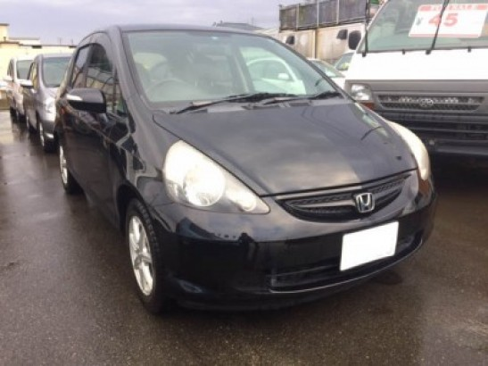 Used Honda Fit HatchBack DBA-GD1 (2006)
