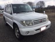 Used Mitsubishi Pajero iO SUV GF-H76W (2000)