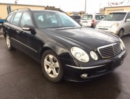 Used Mercedes BENZ E CLASS Wagon GH-211265C (2003)