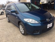 Used Mazda Premacy Wagon CREW (2006)