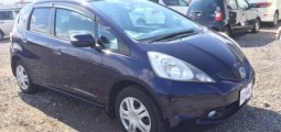 Used Honda Fit HatchBack DBA-GE7 (2007)