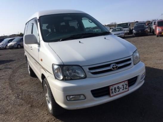 Used Toyota Townace Noah Wagon GF-SR50G (2000)