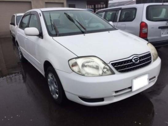 Used Toyota Corolla Sedan Sedan TA-NZE121 (2002)