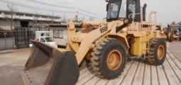 Used CAT Wheel Loader 950F (0)