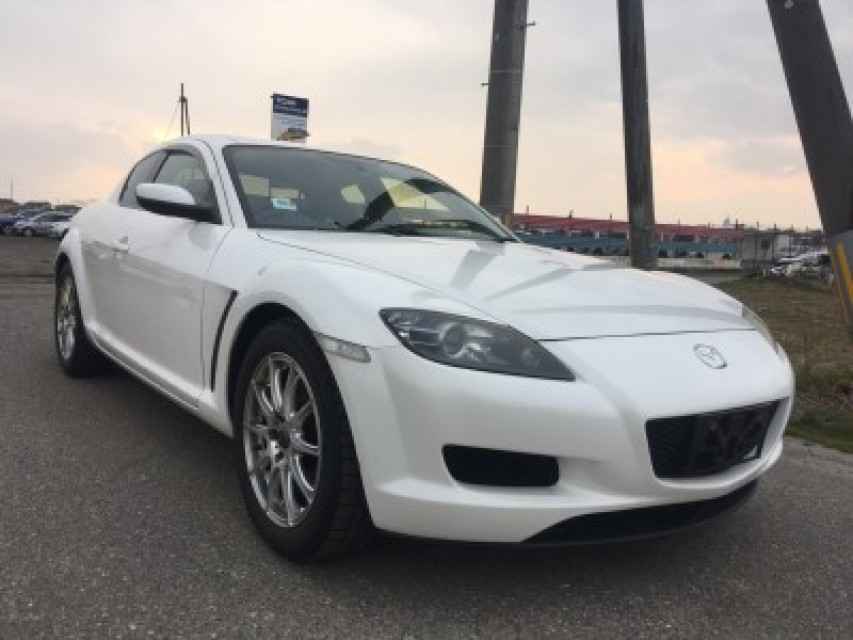 Used Mazda RX-8 2004 best price for sale and export in Japan ...