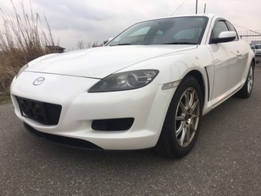 Delightful Used Mazda RX 8 SPORTS LA SE3P (2004)