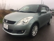 Used Suzuki Swift HatchBack DBA-ZD72S (2010)