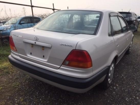 Used Toyota Sprinter Sedan Sedan E-AE110 (1996)
