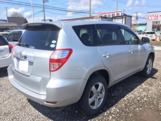 Used Toyota Vanguard SUV ACA33W (2008)