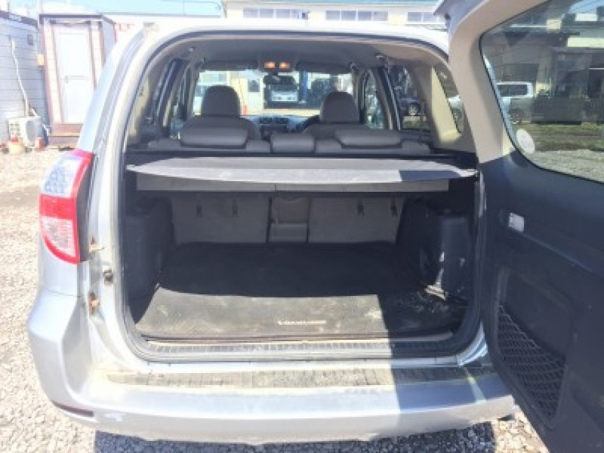 Used Toyota Vanguard 2008 best price for sale and export in Japan ...