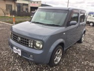 Used Nissan Cube Wagon BZ11 (2004)