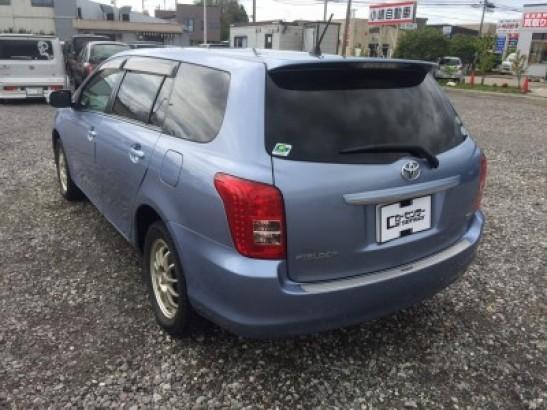 Used Toyota Corolla Fielder Wagon ZRE142G (2007)