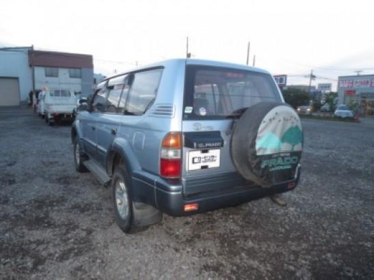 Used Toyota Land Cruiser Prado SUV KZJ95W (1997)