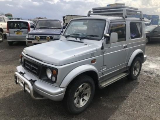 Used Suzuki Jimny Sierra SUV JB32W (1997)