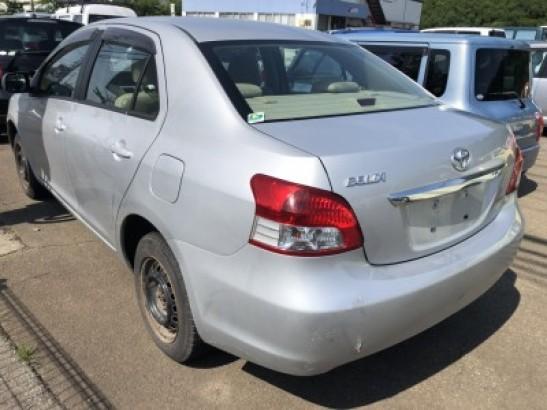 Used Toyota Belta Sedan NCP96 (2006)