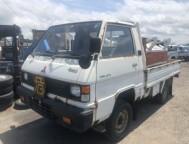 Used Mitsubishi DELICA TRUCK TRUCK L039G (1988)