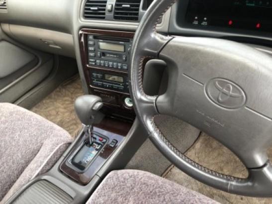 Used Toyota Mark II Sedan JZX105 (1997)