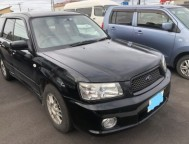 Used Subaru Forester Wagon SG5 (2004)
