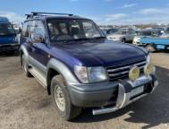 Used Toyota Land Cruiser Prado KZJ96 (1996)