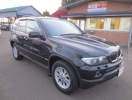 Used BMW X5 SUV GH-FB44N (2004)
