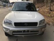 Used Toyota Rav4 SUV SXA11G (1998)