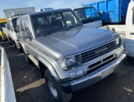 Used Toyota Land Cruiser Prado SUV LJ78 (1992)