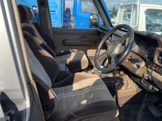 Used Toyota Land Cruiser Prado SUV LJ78 (1992)