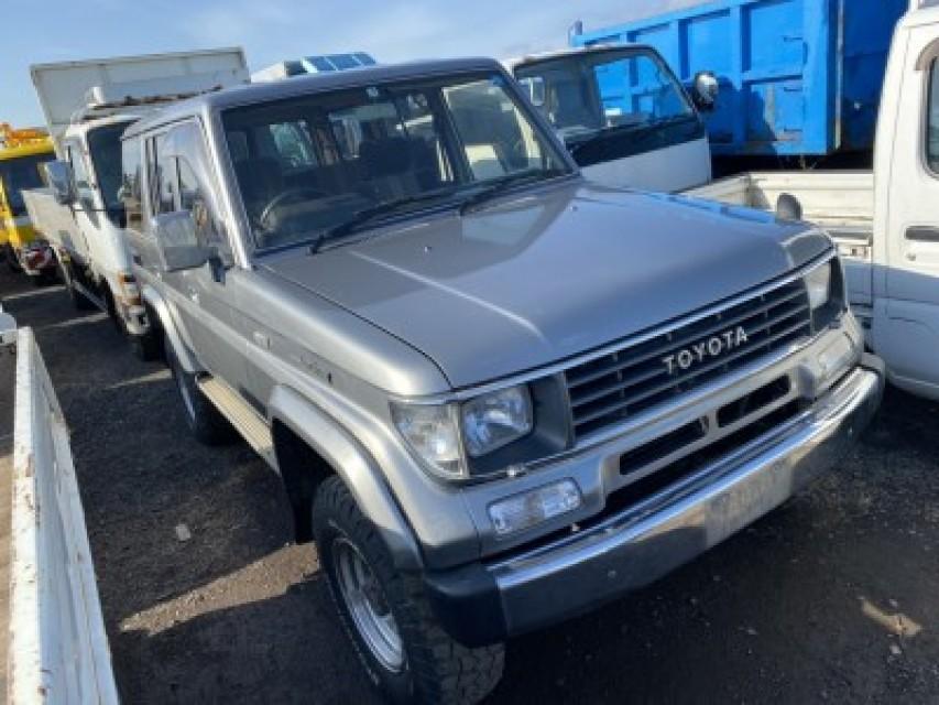 Used Toyota Land Cruiser Prado 1992 Best Price For Sale And Export In Japan Eautobazaar