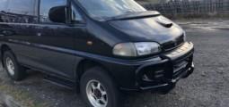 Used Mitsubishi Delica Space Gear Wagon PE8W (1996)