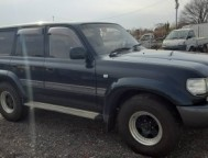 Used Toyota Land Cruiser SUV HDJ81V (1995)