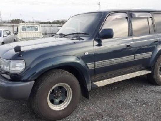 Used Toyota Land Cruiser SUV HDJ81V (1995)
