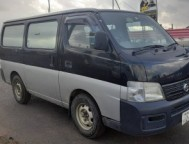 Used Nissan Caravan Van-Minivan VWME25 (2001)