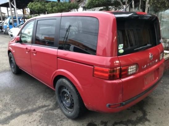 Used Nissan Lafesta Mini Van NB30 (2004)
