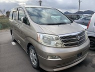 Used Toyota Alphard Wagon ANH15W (2004)