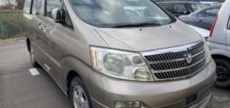 Used Toyota Alphard Wagon ANH15W (2004)