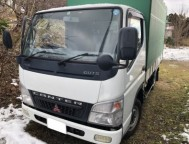 Used Mitsubishi Canter Guts TRUCK FD70BB (2005)
