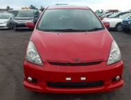 Used Toyota Wish Wagon ZNE14G (2003)