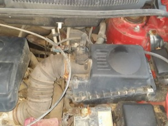 Used Toyota Wish Wagon ZNE14G (2003)